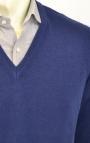 Jersey con cuello de Pico
