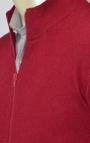 Zip Cardigan